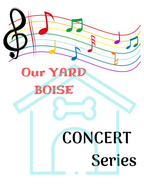 Our Yard Boise - Concerts Benefiting Animal Rescues